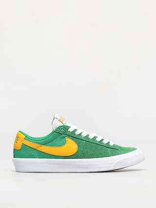 Buty Nike SB Zoom Blazer Low Pro Gt (lucky green/university gold black white)