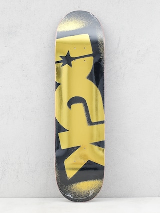 Deck DGK Og Logo (black/gold)