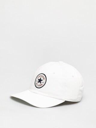 Czapka z daszkiem Converse Tipoff Chuck Baseball ZD (white)