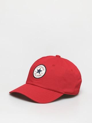 Czapka z daszkiem Converse Tipoff Chuck Baseball ZD (university red)