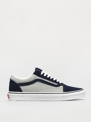 Buty Vans Old Skool (2 tone suede dress blues/mineral gray)