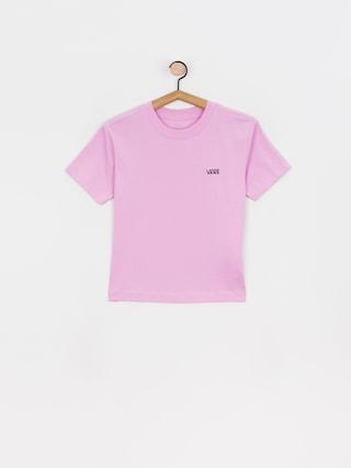 T-shirt Vans Junior V Boxy Wmn (orchid)