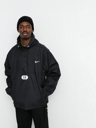 Kurtka Nike SB Half Zip (black/black/black/white)