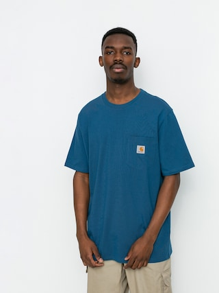T-shirt Carhartt WIP Pocket (shore)