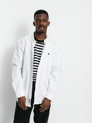 Koszula Carhartt WIP Madison (white/black)