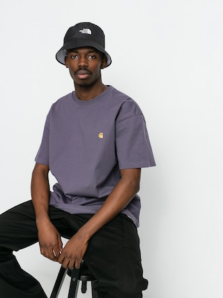 T-shirt Carhartt WIP Chase (provence/gold)
