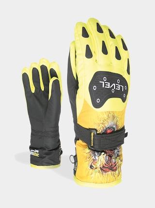 Rękawice Level Junior (goldenrod)