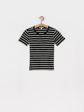 T-shirt Brixton Samantha Baby Wmn (black/white)