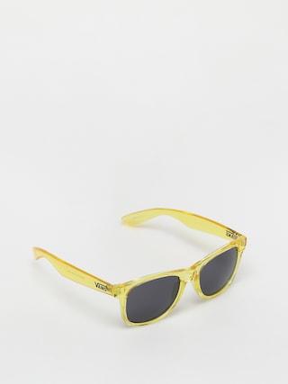Okulary przeciwsu0142oneczne Vans Spicoli 4 (cyber yellow translucent)