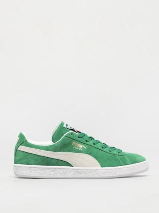 Buty Puma Suede Teams (green)