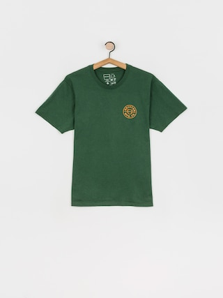 T-shirt Brixton Crest X Stt (hunter green)