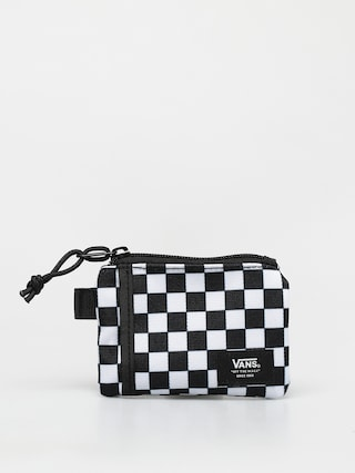 Portfel Vans Pouch (black/white check)