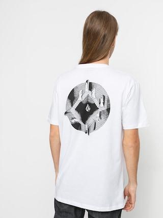 T-shirt Volcom C Vivary (white)