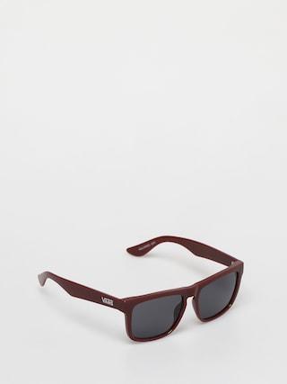 Okulary przeciwsu0142oneczne Vans Squared Off (port royale)