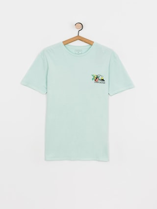 T-shirt Quiksilver Informal Disco (blue tint)