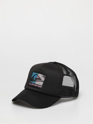 Czapka z daszkiem Quiksilver Standardize ZD (black)