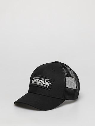 Czapka z daszkiem Quiksilver Big Rigger ZD (black)