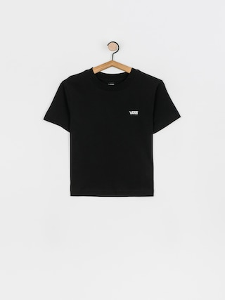 T-shirt Vans Junior V Boxy Wmn (black)