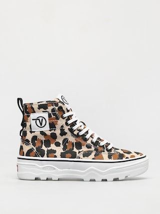 Buty Vans Sentry Wc (leopard shifting sand/true white)