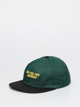 Czapka z daszkiem DC Burner ZD (dark green)