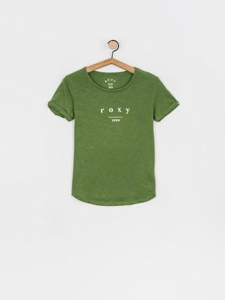 T-shirt Roxy Oceanholic Wmn (vineyard green)