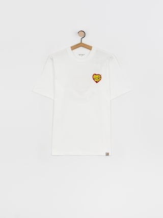 T-shirt Carhartt WIP Hartt Of Soul (white)