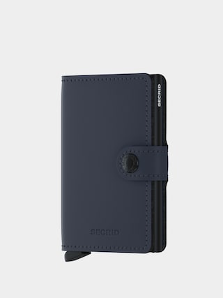 Portfel Secrid Slimwallet (matte night blue)