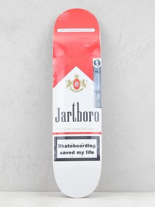 Deck Jart Life (white/red 3)