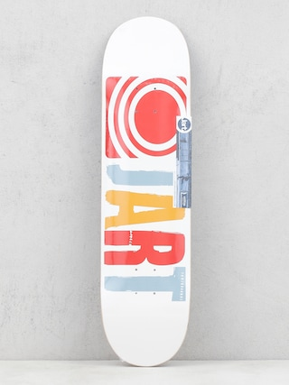 Deck Jart Classic (white/red/blue)