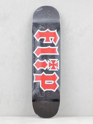 Deck Flip HKD Gothic (red)