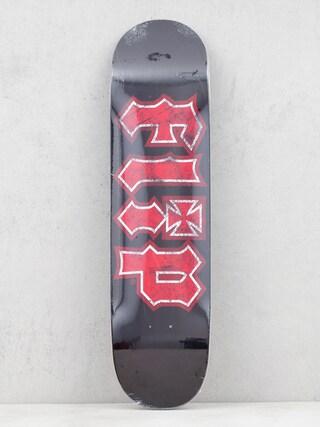 Deck Flip HKD Thrasher (black)