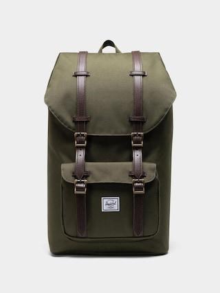 Plecak Herschel Supply Co. Little America (ivy green/chicory coffee)
