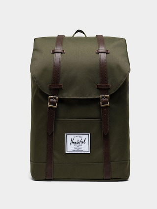 Plecak Herschel Supply Co. Retreat (ivy green/chicory coffee)