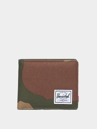Portfel Herschel Supply Co. Roy Coin RFID (woodland camo)