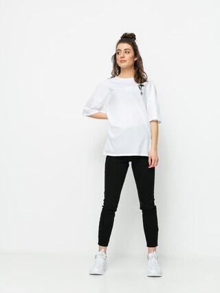 T-shirt Volcom Voltrip Wmn (white)