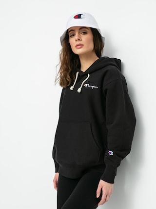 Bluza z kapturem Champion Sweatshirt HD 113150 Wmn (nbk)