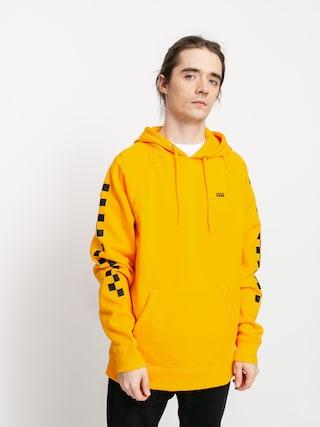 Bluza z kapturem Vans Versa HD (saffron)