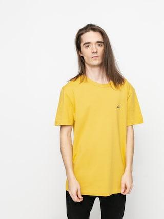 T-shirt Quiksilver Essentials (rattan)