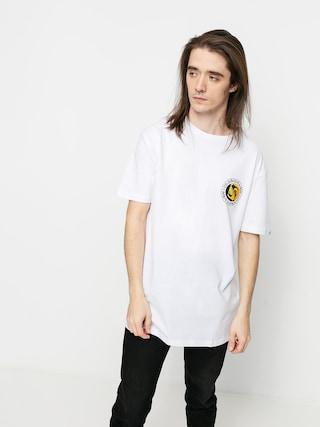 T-shirt Quiksilver Mellow Phonic (white)