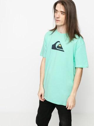 T-shirt Quiksilver Comp Logo (cabbage)