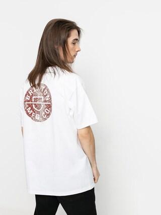 T-shirt Brixton Crest II Stt (white)