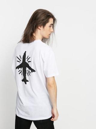 T-shirt Brixton Bb Mode Tlrt (white)