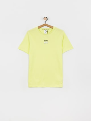 T-shirt Puma X Helly Hansen (sunny lime)