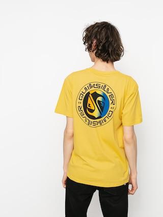 T-shirt Quiksilver Mellow Phonic (rattan)