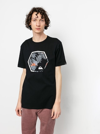 T-shirt Quiksilver Fading Out (black)
