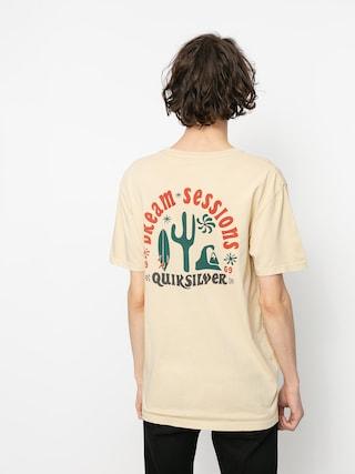 T-shirt Quiksilver Dream Sessions (antique white)