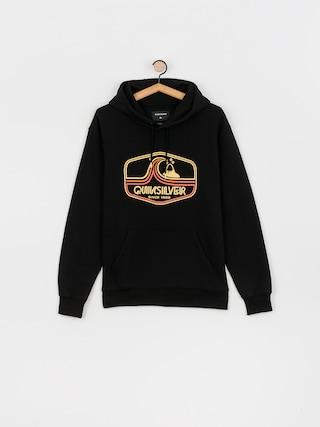 Bluza z kapturem Quiksilver Highway Vagabond HD (black)