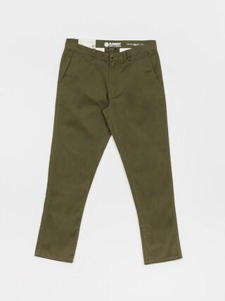 Spodnie Element Howland Classic Chin (army)