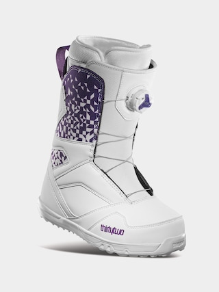 Buty snowboardowe ThirtyTwo Stw Boa Wmn (white/purple)