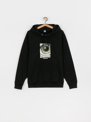 Bluza z kapturem Stussy Acid Eye HD (black)